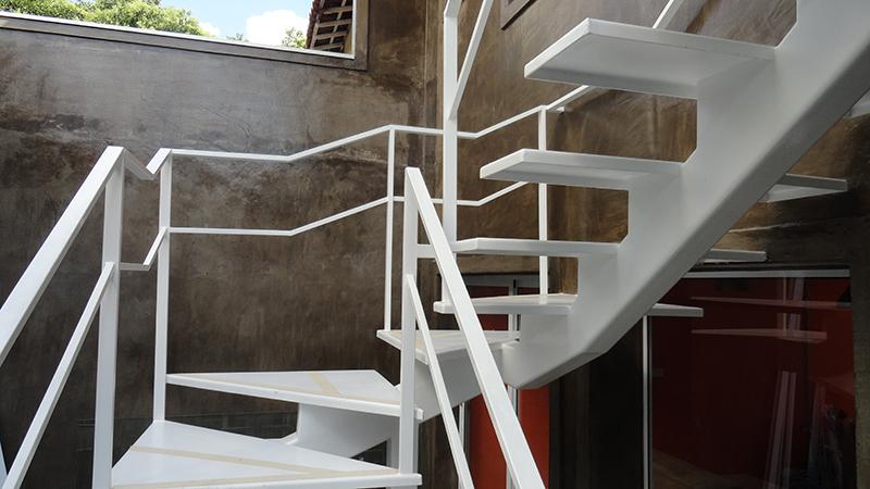 Suficiente NS Sercon | Escada de Ferro - NS Sercon GB87
