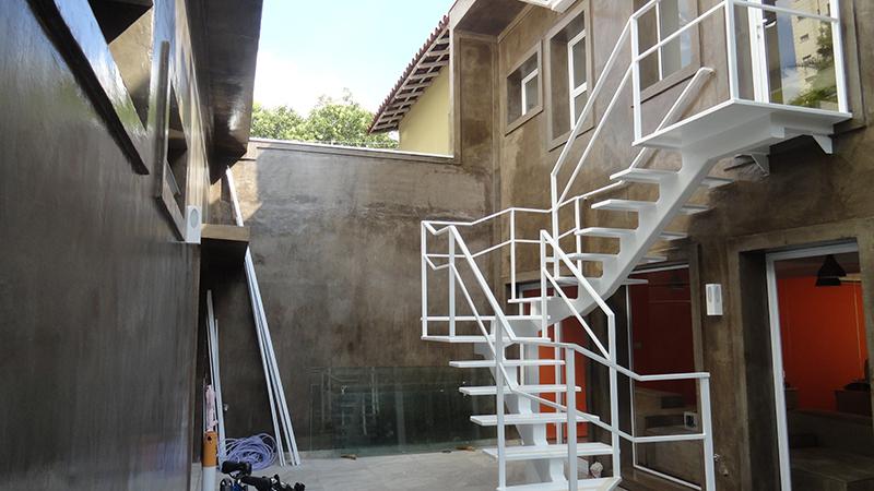 Populares NS Sercon | Escada de Ferro - NS Sercon DH12